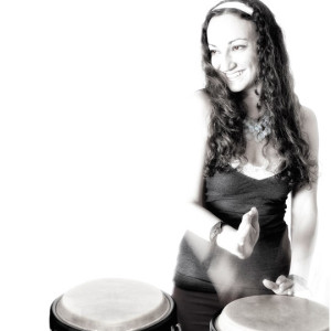 I play congas!